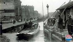 Overtoom Amsterdam (jaartal: voor 1905 )