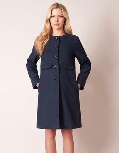 2e32df3f6db02 20 Best Maternity Coat images in 2015   Maternity clothes online ...