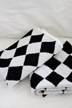 Superbe Homevialaura | Chess Pattern | Sokos House Picku0027n Mix | Black And White |