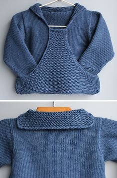 Strickmuster , Pull Gaspard - Knitting Pattern , Free Knitting Patterns Source by AmazingKnit . Baby Boy Knitting Patterns, Knitting For Kids, Knit Patterns, Clothing Patterns, Crochet Pattern, Free Pattern, Baby Boy Sweater, Toddler Sweater, Baby Sweaters