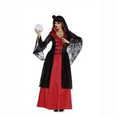 burda style, Schnittmuster für Halloween - Zauberhaftes Kleid für die Hexe