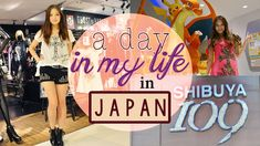 A day in my life in JAPAN | Shopping, Eating in Tokyo!