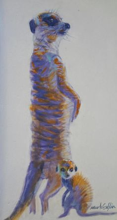 MARK ENSLIN Artwork Online, Watercolor Tattoo, Promotion, Africa, Retail, Gallery, Stuff To Buy, Painting, Animals