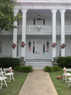 Bingham House Bed and Breakfast, McKinney Texas