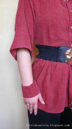 Anielska Aniela-DIY,Tutorial,Sewing, Szycie,przeróbki,uroda,zdrowie -Blog o przeróbkach i szyciu: DIY tutorial men's shirt refashion   diy meska blu...