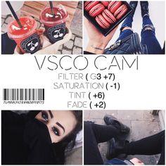 Imagem de aesthetic, tutorial, and vscocam