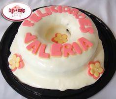 Rosca de zanahoria bañada en salsa dulce YUMMM !!! #Cake #Zanahoria #CupcakeGdl