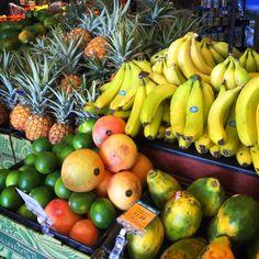 フルーツ♡ ハワイに着いたらまずホールフーズでフルーツや飲み物をゲット!