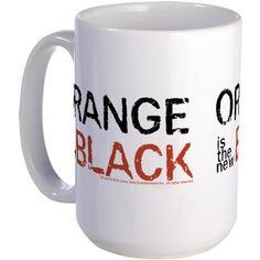 Orange is the New Black Mug on CafePress.com