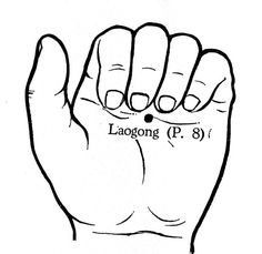 An introduction to Lao Gong - the 8th point on the Pericardium meridian - used in acupressure, acupuncture and qigong healing.