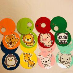 動物クイズ 検)エプロンシアター 手袋シアター キッズ/ベビー/マタニティのおもちゃ(知育玩具)の商品写真
