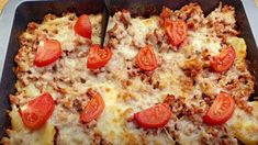 Moussaka, Diet Tips, Lchf, Food Hacks, Vegetable Pizza, Food Inspiration, Cookie Recipes, Mashed Potatoes, Macaroni And Cheese