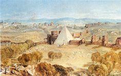 Rome From Monte Testaccio - William Turner