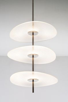 Chlorophilia pendant by Artemide is the perfect suspension lamp to