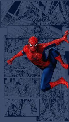Wallpaper of Spiderman Marvel Dc Comics, Marvel Heroes, Marvel Avengers, Man Wallpaper, Marvel Wallpaper, Spiderman Kunst, Whatsapp Wallpaper, Amazing Spiderman, Spider Verse