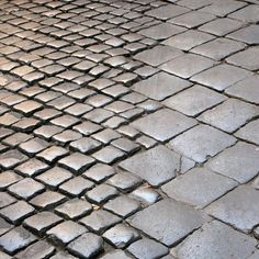 A beautiful transistion of cobbles (Source: Flickr / charlotte_and_andy)