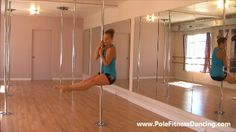 When women start to learn pole dancing at home for fitness, they frequently have challenged with upper body strength. It is common for most everyday women to be unable to complete one pull up on the pole dancing pole. This can frustrate most women who want to try online pole dancing lessons or a pole dancing workout at home. Failing to do even one pull up on a home dance pole is OK and normal for many women who are beginners. Below I am going to share with you a beginner's upper body workout…