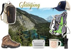 Outdoor wishlist for the happy camper