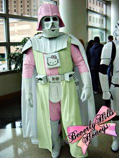 Hello Kitty Darth Vader