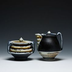 Lorna Meaden Cream & Sugar Set