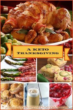 Are you dreading falling off your keto diet during the holidays? Fret no more! This keto Thanksgiving roundup and survival tips will make it a breeze!