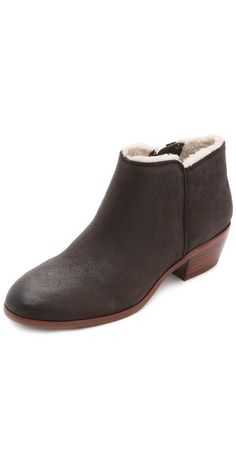 Sam Edelman Petty Lined Booties | SHOPBOP SAVE UP TO 25% Use Code:GOBIG15