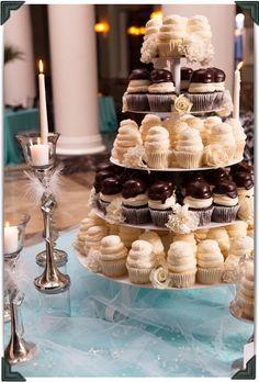 Wedding Cupcakes Gallery   Gigi's Cupcakes