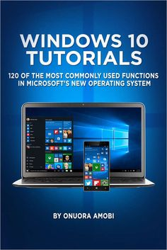 Need a better understanding of some of the new Windows 10 features? This 350-page eBook provides you with practical information about the using tools available from Microsoft to better understand how it works.