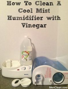 How To Clean Humidifier with Vinegar is easy with these few tips.