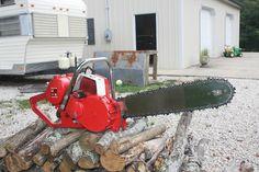 Vintage Sears David Bradley U4G Chainsaw Pristine | eBay