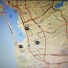 Southern San Diego Activity in the last three days confirm on CrimeMapping.com #security #homesecurity #homeautomation #realestate #realtor #commercialbusinesses #commercialrealestate #eastlake #southbay #chulavista #otayranch #otaymesa #imperialbeach #coronado #bonita #sanysidro #imperialbeachlocals #sandiegoconnection #sdlocals #iblocals - posted by Home Alarm LLC  https://www.instagram.com/home_alarm_llc. See more post on Imperial Beach at http://imperialbeachlocals.com