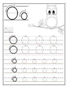 Free Printable letter O tracing worksheets for preschool. Free connect the dots alphabet letters worksheets for kids Más Letter O Activities, Letter Tracing Worksheets, Free Printable Worksheets, Printable Letters, Kindergarten Worksheets, In Kindergarten, Worksheets For Kids, Printable Coloring, Abc Tracing