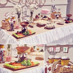 Lulu's Cowgirl Chic Birthday Party // Hostess with the Mostess®