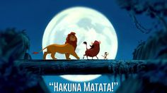 Timon and Pumbaa, The Lion King 23 Profound Disney Quotes That Will Actually Change Your Life Watch The Lion King, The Lion King 1994, Lion King Movie, King 3, Disney Pixar, Simba Disney, Disney Icons, Disney Theme, Disney Frozen