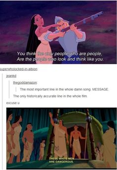 Pocahontas // funny pictures - funny photos - funny images - funny pics - funny quotes - #lol #humor #funnypictures