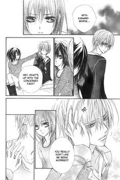 Vampire Knight 29 Page 24
