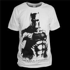 [XHTWCY] New Man Batman T Shirt batman vs superman T-shirt The Dark Knight Costume 3D Printed  Tees Tops #Affiliate