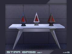 soloriya's Futuristic Triangle sculpture