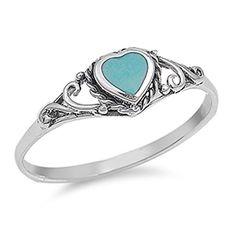 Sterling Silver Shiny Women's Simulated Turquoise Heart R... https://www.amazon.com/dp/B016TPFR8Y/ref=cm_sw_r_pi_dp_x_o7KPxbVB8G1JE