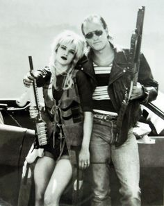 Natural Born Killers, Oliver Stone, awesome soundtrack and love the editing