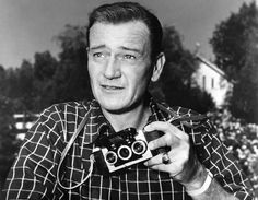 John Wayne (© FPG/Archive Photos, Getty Images)  Picture Perfect!