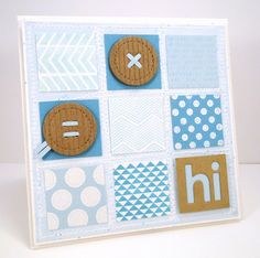 Border It - Mod Borders; Darling Dots; Own Your Story; Happy Hellos Die-namics; Blueprints 1 Die-namics - Jody Morrow