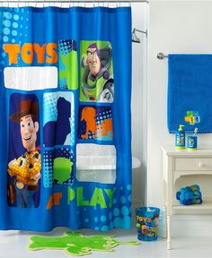 Toy Story 3 Bathroom Accessories Remember You Will Spend A Lot Of Time In Your Own So Should Make Sure That I