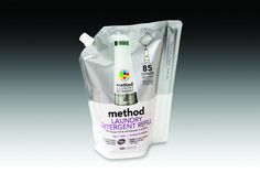 The Method Laundry & Dish Refill Pouch (with Spine)