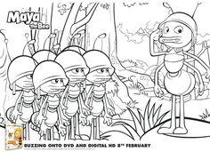 Maya-the-Bee-colouring-sheet-3-page-001.jpg (1024×744)