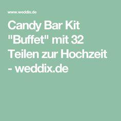 Candybar und Hochzeit Tipps und Tricks für den Deko Trend
