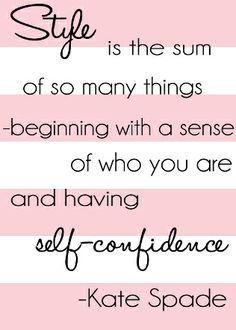 - kate spade #quote #advice #katespade