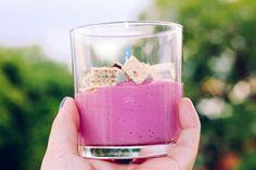 Mousse fácil e rápido de fruta com BIS - ORANGE LILY #receita #doce #mousse #fácil #rápido