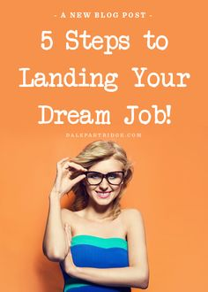 Looking for a better job? Here's your answer!