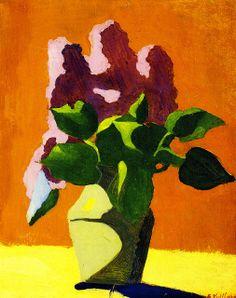 Edouard Vuillard - Lilacs